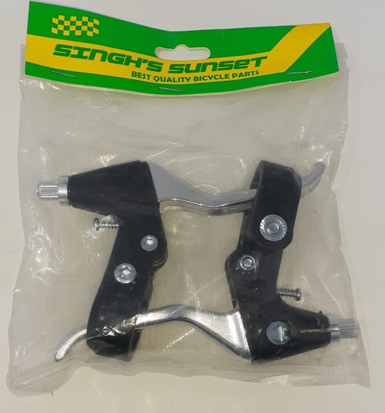 BICYCLE BRAKES LEVER ALLOY SINGH'S SUNSET