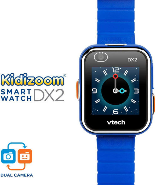 Watch Kids VTech Kidizoom DX2 Smart  Blue