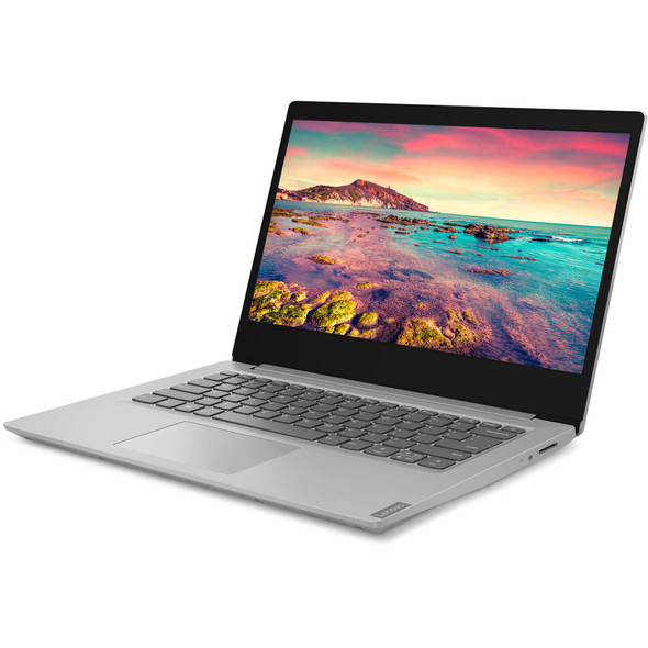 LAPTOP LENOVO IDEAPAD 81VS PLATINUM GREY