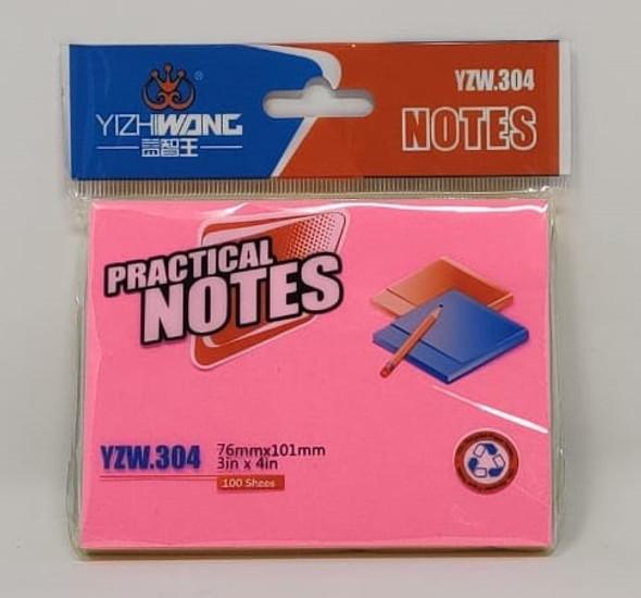 STATIONERY PRACTICAL NOTES YZW.304 YIZHIWANG