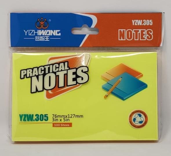 STATIONERY PRACTICAL NOTES YZW.305 YIZHIWANG