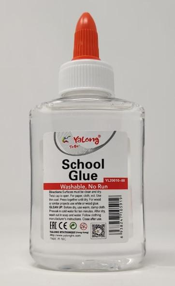 GLUE WASHABLE SCHOOL YALONG YL20010-88 88ML GEL