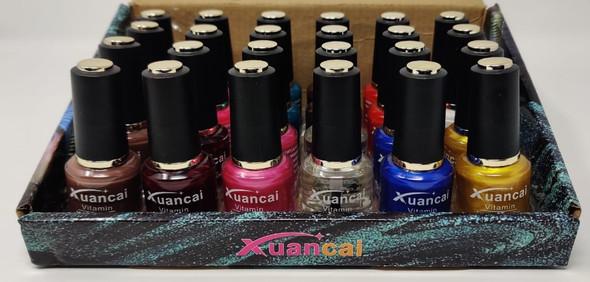 Nails Polish Xuancai 20ml Sold Each XC8005