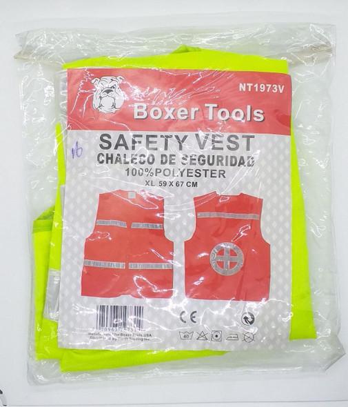 SAFETY VEST BOXER TOOL #NT-1973V