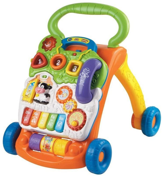 Toy VTech Sit-to-Stand Learning Walker (Frustration Free Packaging)