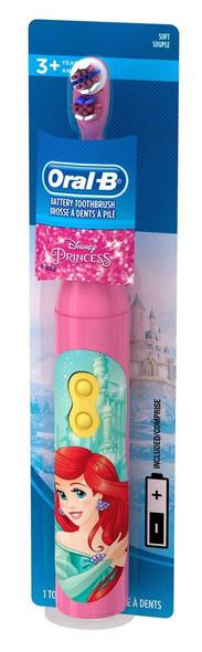 Toothbrush Kids Oral-B Power Disney Princess Soft
