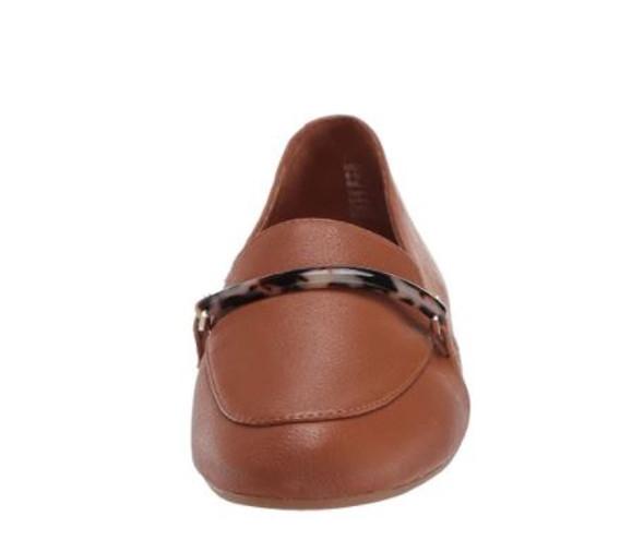 Footwear Kenneth Cole New York Women's Loafer Flat Cognac