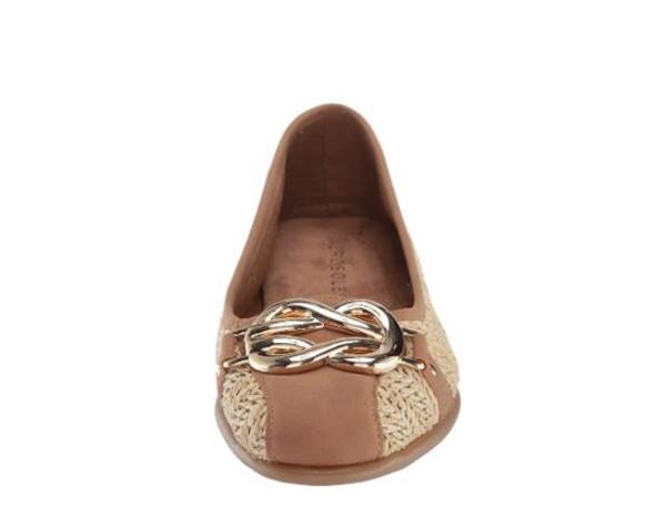 Footwear Aerosoles Women's Casual, Ballet, Flat Natural Combination