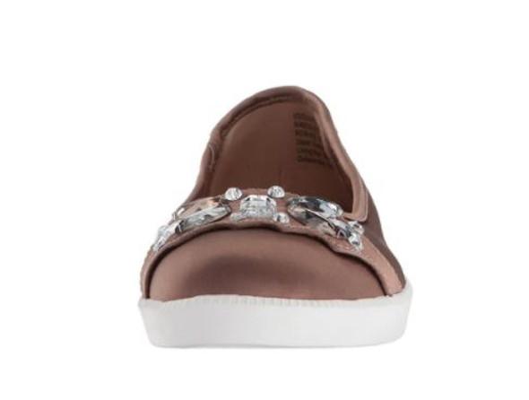 Footwear Kenneth Cole REACTION Women's Row-ing 2 Skimmer Flat with Jewels Ballet Mink