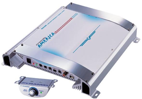 AMPLIFIER CAR PYRAMID PB-2600 2600W 2CH