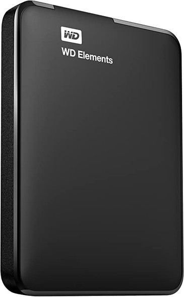 COMPUTER HARD DRIVE EXTERNAL WD ELEMENTS 2TB WDBU6Y0020BBK-WESN