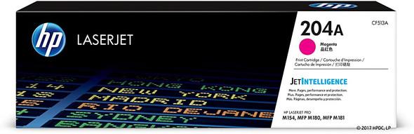 COMPUTER PRINTER TONER HP 204A MAGENTA CF513A