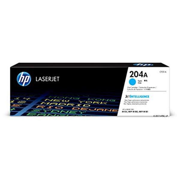 COMPUTER PRINTER TONER HP 204A CYAN CF511A