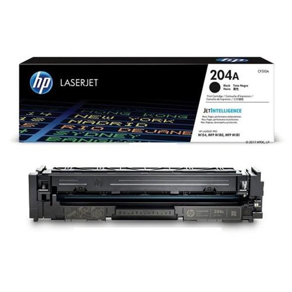 COMPUTER PRINTER TONER HP 204A BLACK CF510A