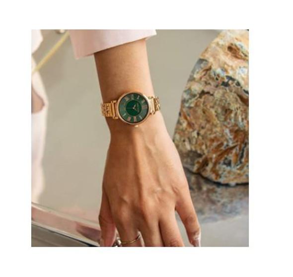 Watch Anne Klein Women's Bracelet AK/2158GNRG