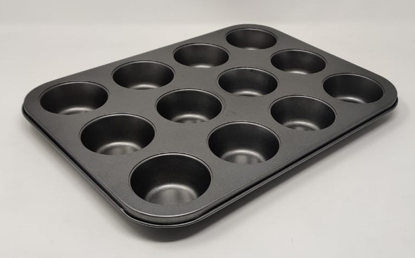 CAKE PAN CUP CAKE FS-58 MUFFIN 12 CELL