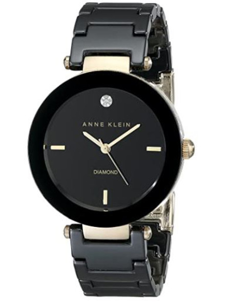 Watch Anne Klein Dress Watch AK/1018BKBK