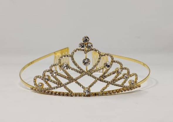 PARTY CROWN GOLD HG100