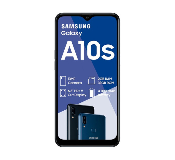 CELLPHONE SAMSUNG GALAXY A10S 32GB SM-A107M/DS / SM-A107F/DS
