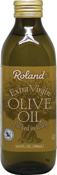 ROLAND EXTRA VIRGIN OLIVE OIL PACKED IN ITALY 16.9oz 500ml