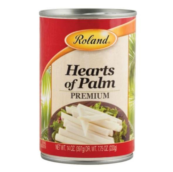 ROLAND HEARTS OF PALM PREMIUM 14oz 397g