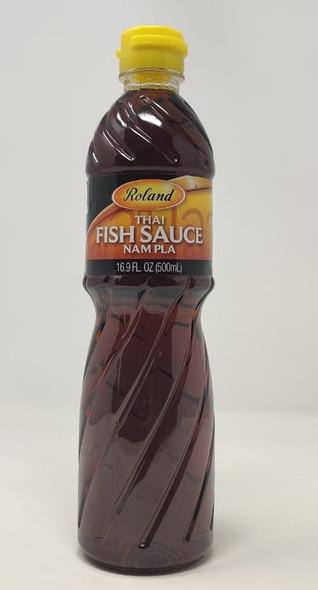 ROLAND THAI FISH SAUCE NAM PLA 16.9oz 500ml