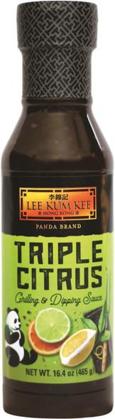 LEE KUM KEE PANDA BRAND SAUCE FOR TRIPLE CITRUS GRILLING & DIPPING SAUCE 16.4oz 465g