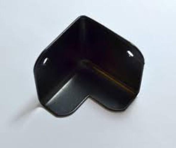 SPEAKER BOX CORNER METAL HA-48BK 1.5X1.5 BLK