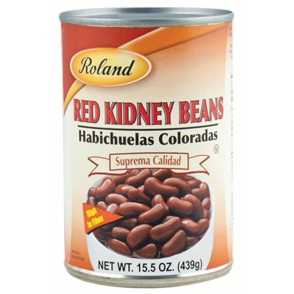 ROLAND RED KIDNEY BEANS 15.5oz 439g