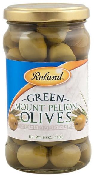 ROLAND GREEN MOUNT PELION OLIVES 6.7oz 190g