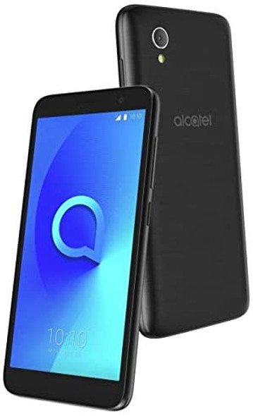 CELLPHONE ALCATEL 1 16GB 5033E BLUISH BLACK (RESIN)