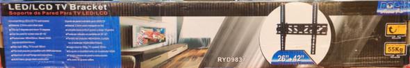 """TV WALL BRACKET 26"""" - 42"""" POLAR RYD9837"""