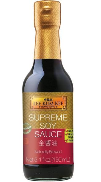 LEE KUM KEE SUPREME SOY SAUCE 5.1oz