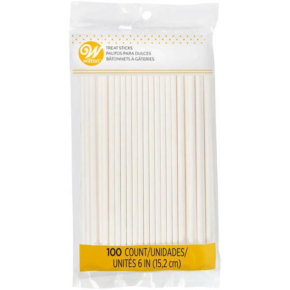 BAKING Wilton Treat Sticks 100PCS PACK 1912-1002