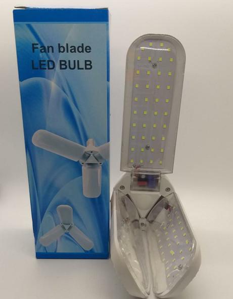 BULB LED FAN BLADE 45W 6500K 110/220