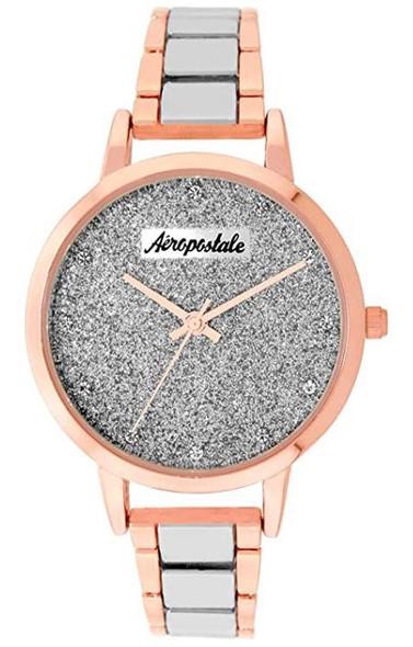 Watch Women Aéropostale Quartz Metal Rose gold Watch Galaxy Dial Casual Business