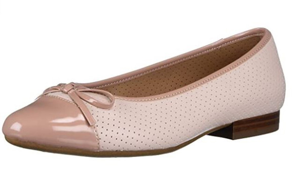 Footwear Aerosoles Women's Casual, Ballet, Flat, Light Pink