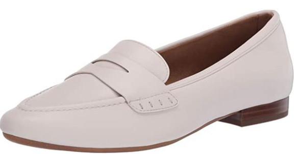 Footwear Aerosoles Women's Casual, Loafer Flat Bone