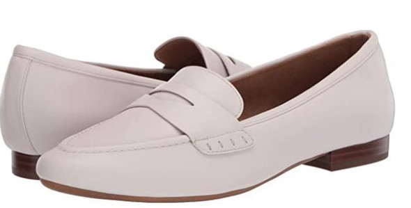 Footwear Aerosoles Women's Casual, Loafer Flat Bone