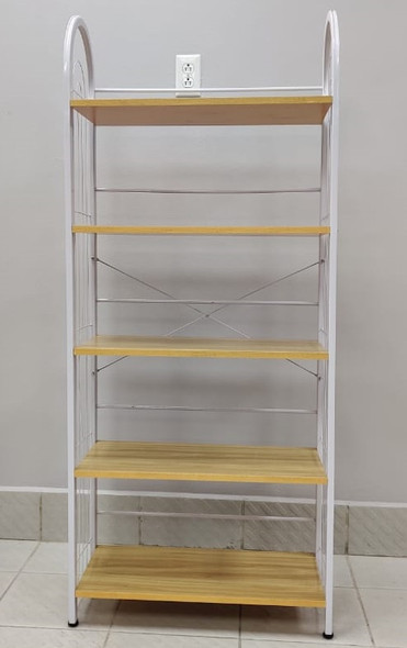 SHOE RACK X-50 5 SHELVES