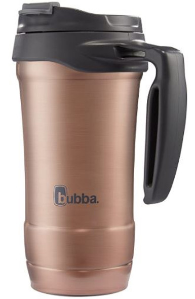 Travel Mug Bubba Hero Dual-Wall Vacuum-Insulated Stainless Steel  18 oz.