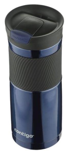 Travel Mug Contigo 20oz Byron SnapSeal  Monaco Blue