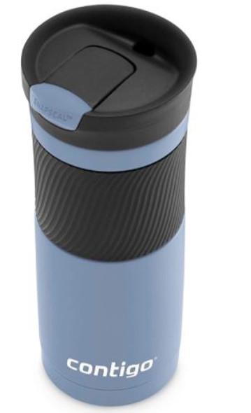 Travel Mug Contigo SNAPSEAL Byron  20 oz, Earl Grey
