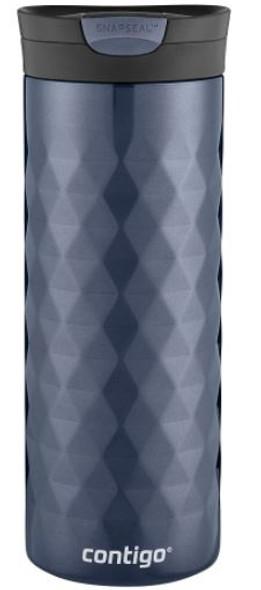 Travel Mug Contigo SNAPSEAL Kenton Vacuum-Insulated Stainless Steel 20 oz., Serenity