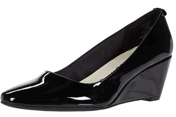 Footwear Anne Klein Irelina Wedge Black
