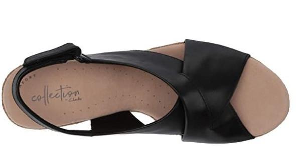 Footwear Clarks Women's Lafley Alaine Wedge Sandal