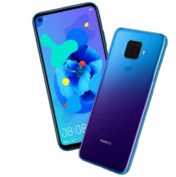 CELLPHONE HUAWEI NOVA 5I PRO SPN-AL00 8GB RAM +128GB ROM WITH FREE CASE & SCREEN PROTECTOR