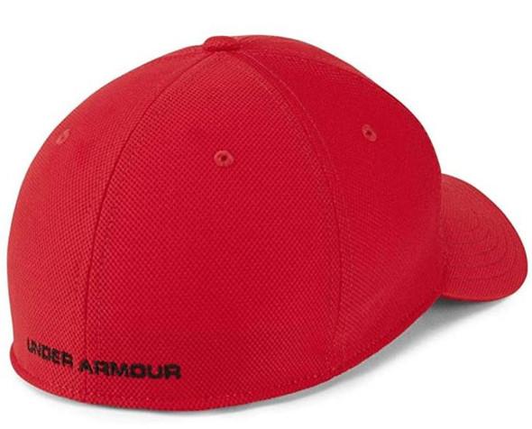 Cap Under Armour Men's Blitzing 3.0 Red