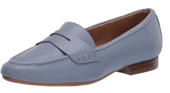 Footwear Aerosoles Women's Casual, Blue Loafer Flat