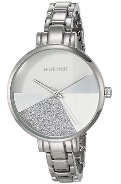 Watch Nine West Women's Bracelet silver